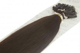 Nail hair äkta Löshår 20 slingo 1 Gram - 1B#