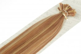 Nail hair äkta Löshår 20 slingo 1 Gram - 60/27#