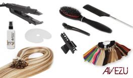 Avezu startpaket - Nail hair