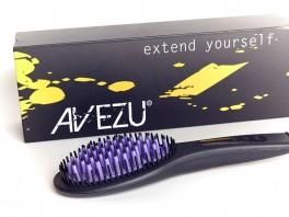 Avezu Plattångsborste - Elektrisk Plattångsborste - Straightening brush