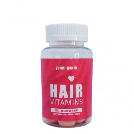 Yummi Gummi 60 stk - Hår vitaminer